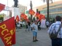 CON CUBA REVOLUCIONARIA AYER, HOY Y MAÑANA