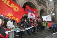 Aktivitäten in Deutschland anlässlich des gemeinsamen internationalen Kampftags zur Rettung der natürlichen Umwelt am 4.12. 2010