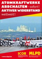 Solidarity and active resistance for the shutdown of all nuclear power plants – immediately and worldwide!