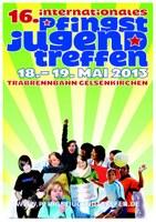 16a Encuentro Internacional de la Juventud en Pentecostés