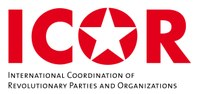 Résolution de l'ICOR contre le blocus  du Népal et du Rojava