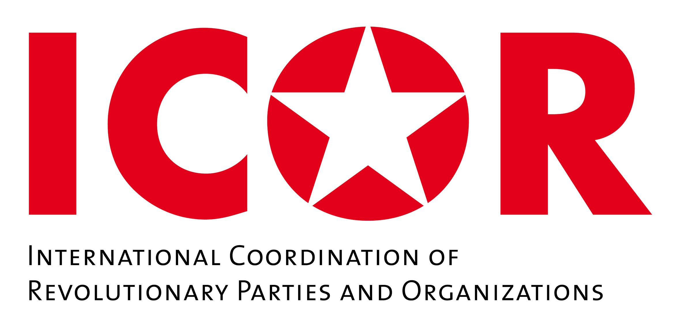 Convocatoria de la ICOR para el Día contra la guerra del 2015