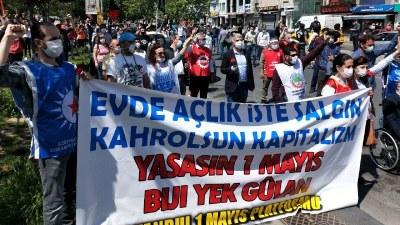 Turkey: Numerous grassroots trade unions and political organisations have formed the platform: Tüm Çalışanlar İçin Sağlık Platformu