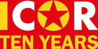 With much enthusiasm and joy – REVOLUTIONARY GREETINGS TENTH ANNIVERSARY ICOR